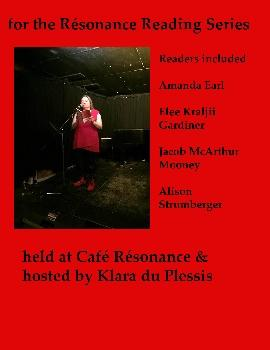 Resonance Reading Series